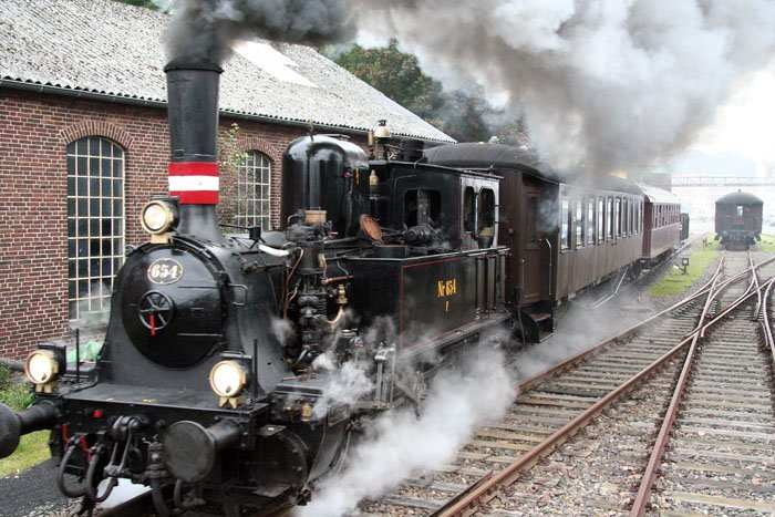 Museumseisenbahn Kappeln